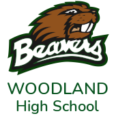 Woodland High School Beaver Logo