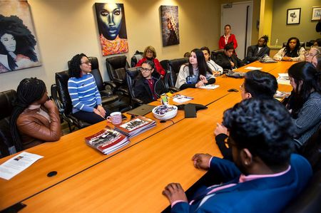 At the National Civics and Law Academy, students from across the country visit D.C. to meet with government officials and learn first-hand